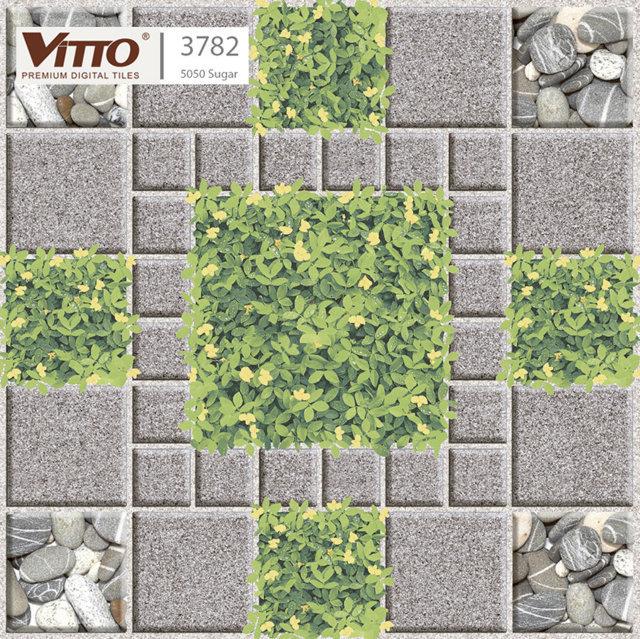 Gạch sân Vườn VITTO 50x50 Mã 3782