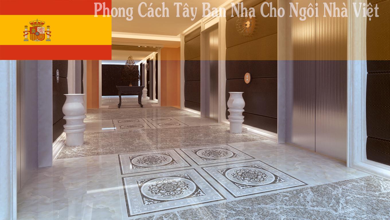 Gạch Catalan Phong Cách Tây Ban Nha Cho Ngôi Nhà Việt